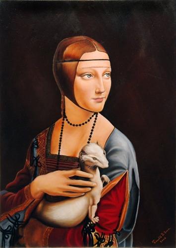 Cecilia Gallerani por tawiti
